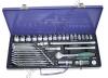 S04H3536S Jonnesway набор торцевых головок 3/8'DR 6-22 мм и комбин. ключей, 36 предметов