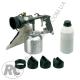 8113 Rodcraft пескоструйный аппарат с 5 различными насадками на форсунку для обработки внутренних и нарухных кромок
