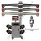 WA330VAGE-HE421LZ9VAGE Hunter cтенд для регулировки развала-схождения омологированный VAG, технология 3-D, 4-х камерный