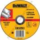 Круг отрезной DeWALT DT42400 (США/Словения)