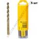 Сверло по металлу кобальтовое HSS-E 10.5мм DeWALT DT4944 (США/Германия)