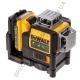 Лазер самовыравнивающийся 3-х плоскостной DeWALT DCE089D1G (США/Китай)