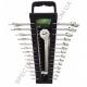 GAAC1401 Toptul набор ключей комбинированных на холдере 14 шт. 6-24мм