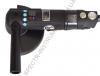 7166 Rodcraft угловая отрезная машинка пневматическая, шпиндель М14 х 2,0, 115-125х22 мм, 10000 об/мин, 750 Вт, 380 л/мин, вес 1,6 кг