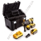 Перфоратор SDS-Plus XR FLEXVOLT DeWALT DCH334X2 (США/Китай)