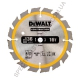 Диск пильный DeWALT DT1946 (США/Китай)