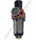 JAZ-6714 Jonnesway  фильтры (влагоотделители) с регулятором давления для пневмоинструмента 1/4'