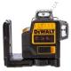 Лазер самовыравнивающийся 3-х плоскостный DeWALT DCE089NR (США/Китай)