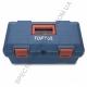 TBAE0301 Toptul ящик для инструмента  3 секции (пластик)  445(L)x240(W)x202(H)mm