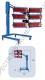 Мобильная инфракрасная сушка IR 6D Trommelberg