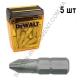 Биты EXTREME IMPACT® DeWALT DT7995 (США/Германия)