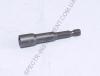 D165MN06M Jonnesway вставка-головка 1/4', шестигранная 6 мм с магнитной рабочей поверхностью, 65 мм, S2 материал для дрели