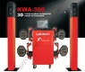 KWA-300 Launch стенд для регулировки развала-схождения 3D