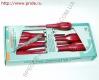 D19107S Jonnesway набор отверток диэлектрических крестовых PH 7 предметов