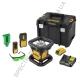 Лазер ротационный аккумуляторный зеленый луч DeWALT DCE079D1G (США/Китай)