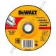 Круг отрезной DeWALT DT42420 (США/Словения)