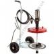 Установка для раздачи консистентных смазок подт тару 60 кг Flexbimec 004960C