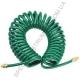 JAZ-7214Y Jonnesway шланг спиральный для пневмоинструмента 8ммх12мм, 10м