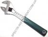 W27AT10 Jonnesway ключ разводной эргономический (пластиковая ручка) 0-29мм. L-250мм