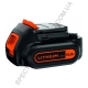 Аккумулятор BLACK+DECKER BL1512 (США/Китай)