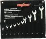 OMT10S Ombra набор комбинированных ключей 8-24 мм, 10 предметов