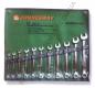 W26411SA Jonnesway набор ключей комбинированных 3/8