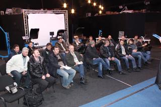обучение сервис инженеров Троммельберг в Украине